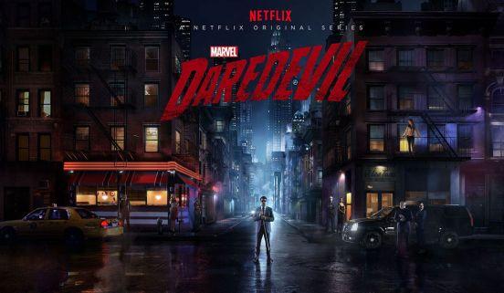 Netflix Dare Devil