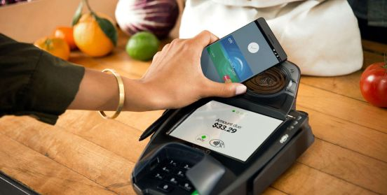 Android Pay tpv