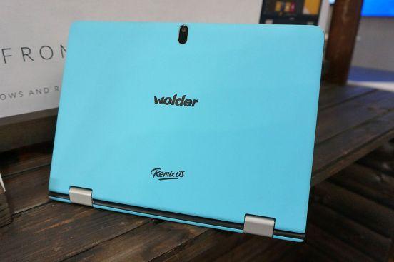 Wolder Nubook 10