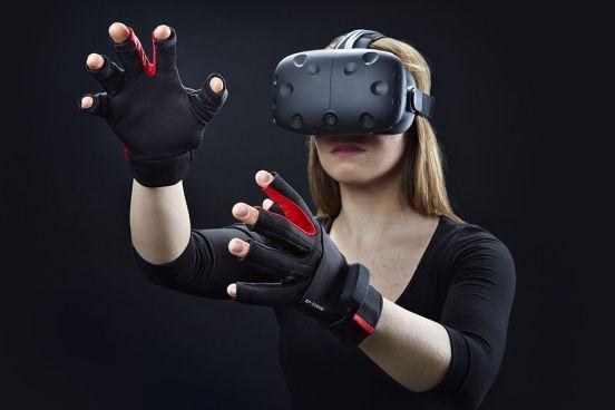 Manus VR producto