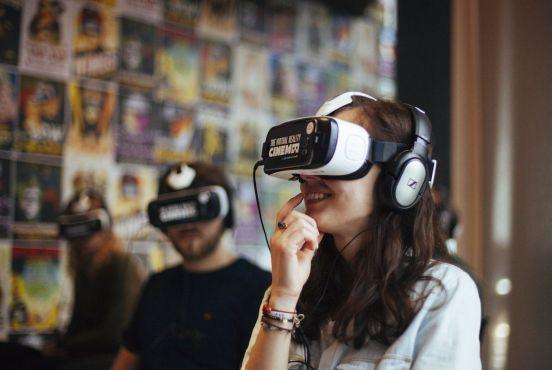 Cine de Realidad Virtual en Amsterdam