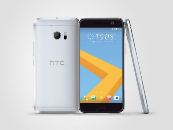 HTC 10 en gris