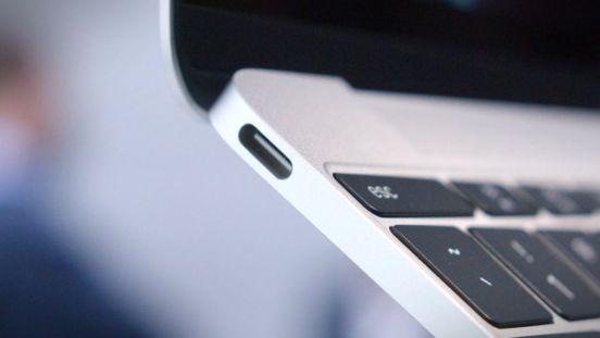 USB Type C MacBook