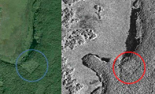 maya google earth