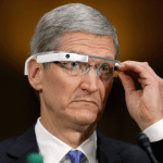 Tim Cook gafas apple