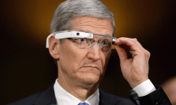 Tim Cook gafas apple