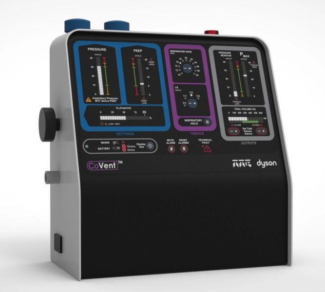 Dyson-CoVid-respirador.