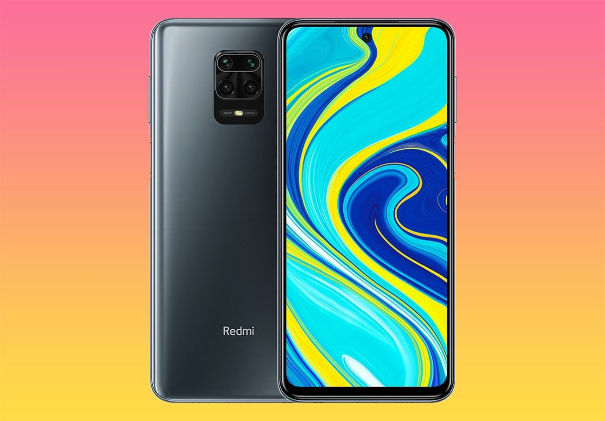 Xiaomi Redmi Note 9S