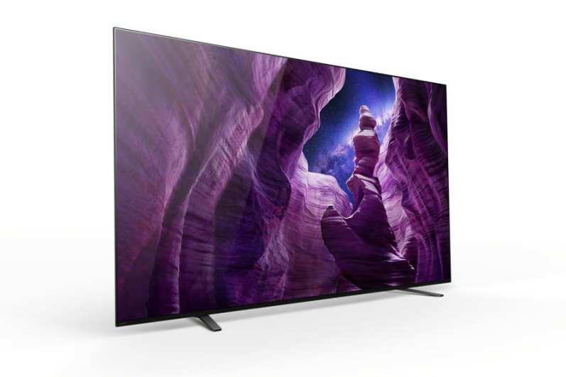 Sony A8 TV 4K