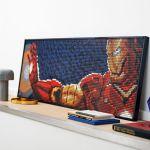 Lego Art , los pósters artísticos para montar pieza a pieza