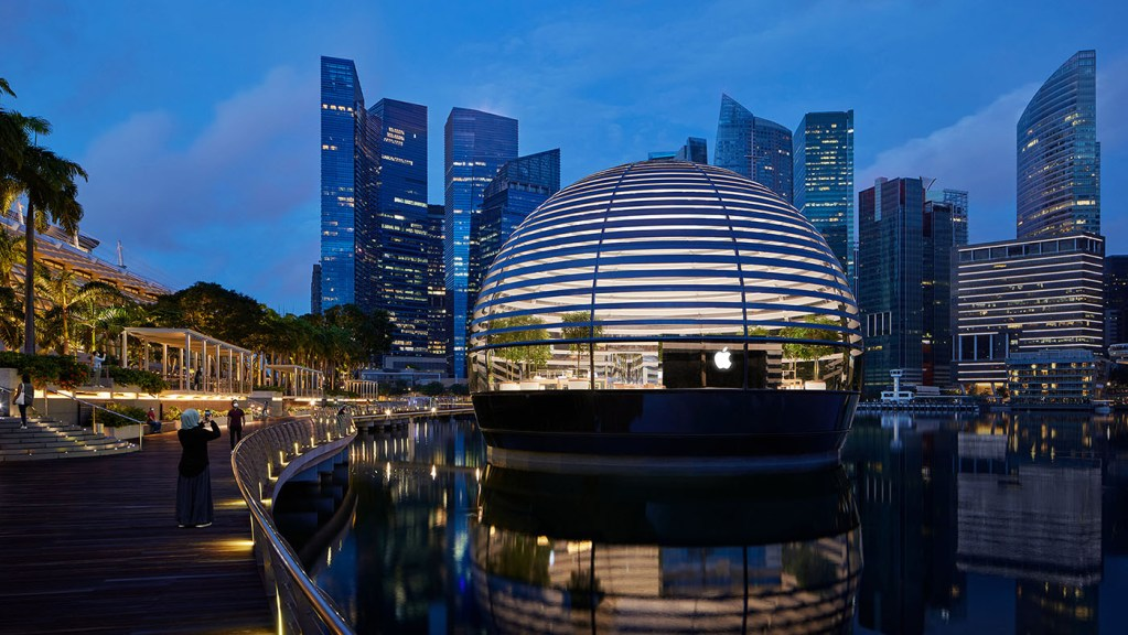 Apple Marina Bay Sands