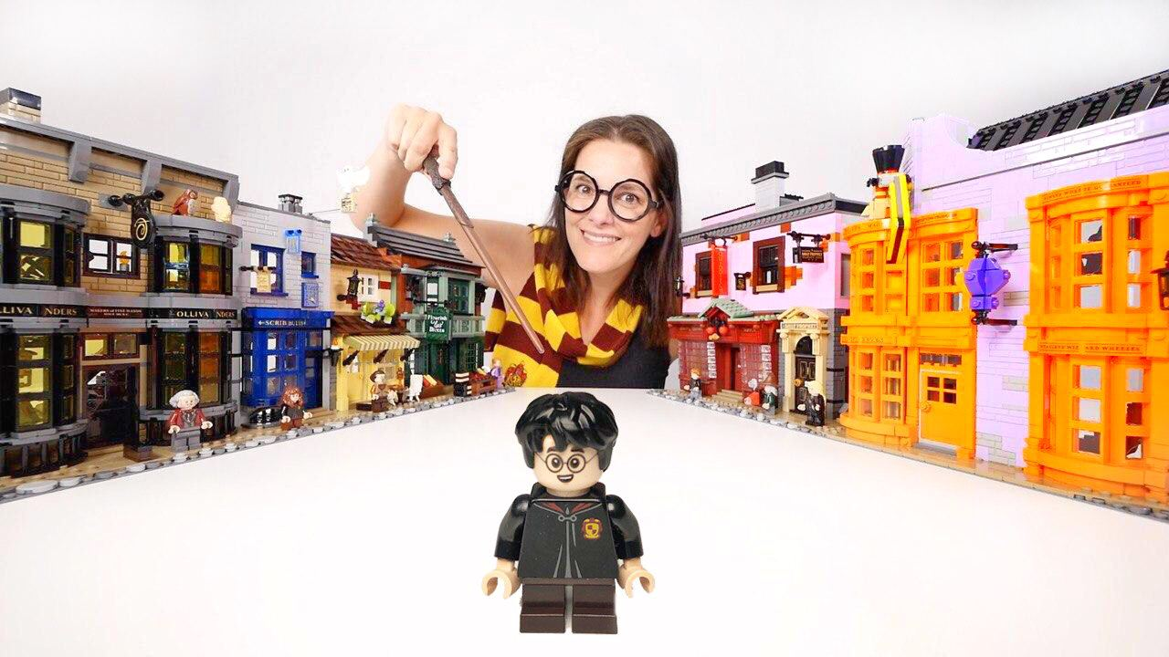 lego harry potter diagon