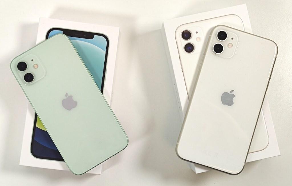 iPhone 12 vs 11