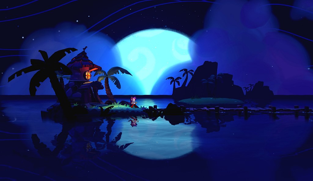 Platformer Dreams : On Shantae and Why There Aren't More 3D Platformers