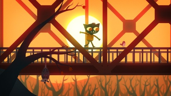 night in the woods1