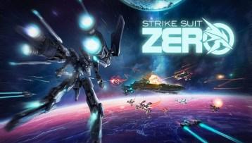 strike suit zero logo
