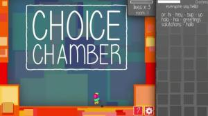 Welcome to Choice Chamber, where everybody's input matters.