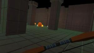 Navigate around the dungeons to find loot but be careful, there are monsters and traps awaiting you.