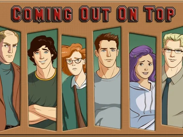 An Entertaining and Positive Experience, Coming Out on Top Reviewed