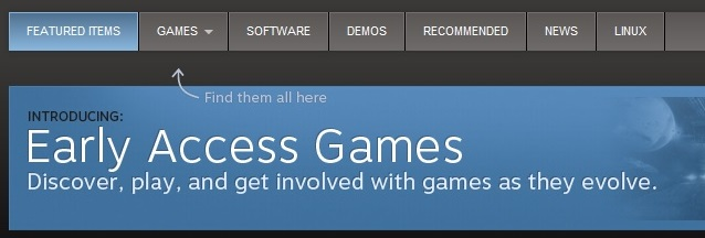 The Steam Early Access Introduction