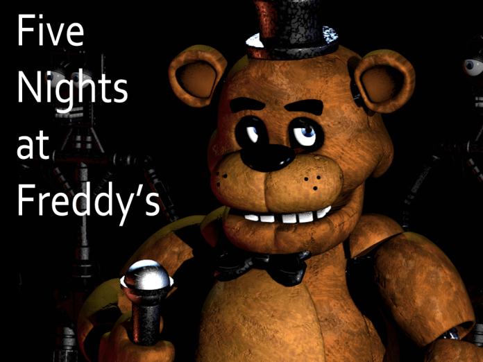 FiveNightsFreddysTitle