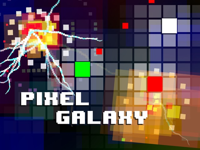 Pixel Galaxy is a hectic action shooter without shooting. Inspired by Katamari & Super Hexagon. It's on Kickstarter now.