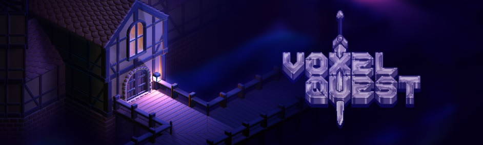 Voxel Quest, a procedurally generated roguelike RPG on Kickstarter