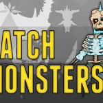 Catch Monsters is an adult re-imagining of Pokémon that's now on Kickstarter.