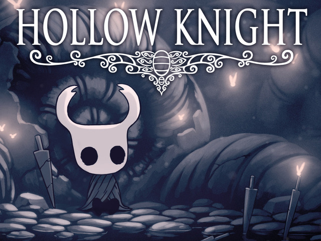 Hollow Knight is a 2D metroidvania featuring beautiful graphics and an adorably deadly protagonist. It's crowdfunding on Kickstarter now.