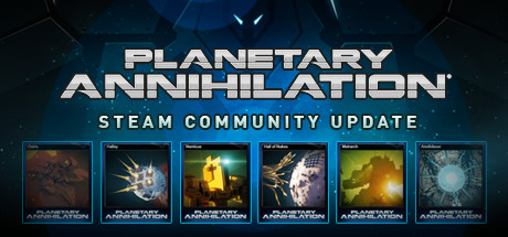 planetaryannihilationsteam