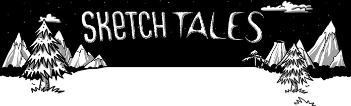 Sketch Tales is a first person action RPG on Kickstarter that lets you create the world you play in.