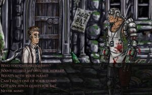 Vincent the Vampire is a terrifyingly hilarious point and click adventure game featuring Cyborgs, Vampires, Werewolves and Lawyers on Kickstarter.