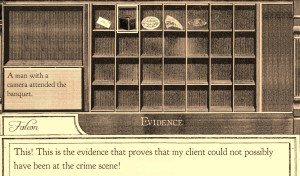 Aviary Attorney is a new game on Kickstarter that's like Phoenix Wright, but with real birds. Lot's of courtroom drama here!