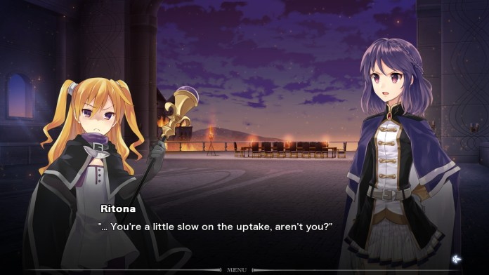 Fault Milestone One is a visual novel that was crowdfunded on Kickstarter for release in the US by Sekai Project.
