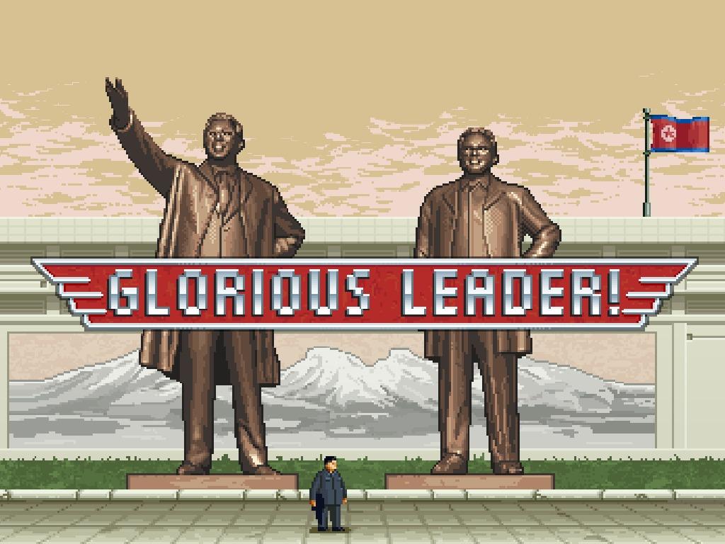 Kim Jong Un gets his revenge in Glorious Leader!, now crowdfunding on Kickstarter
