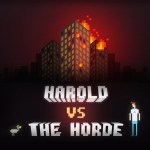 Harold vs The Horde is a point and click adventure game with RPG elements and cthulhu that's crowdfunding on Kickstarter