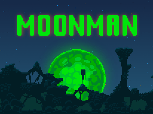 Moonman is a new proceedurally generated game on Kickstarter that puts you in the role of a.. moonman just trying to get by.