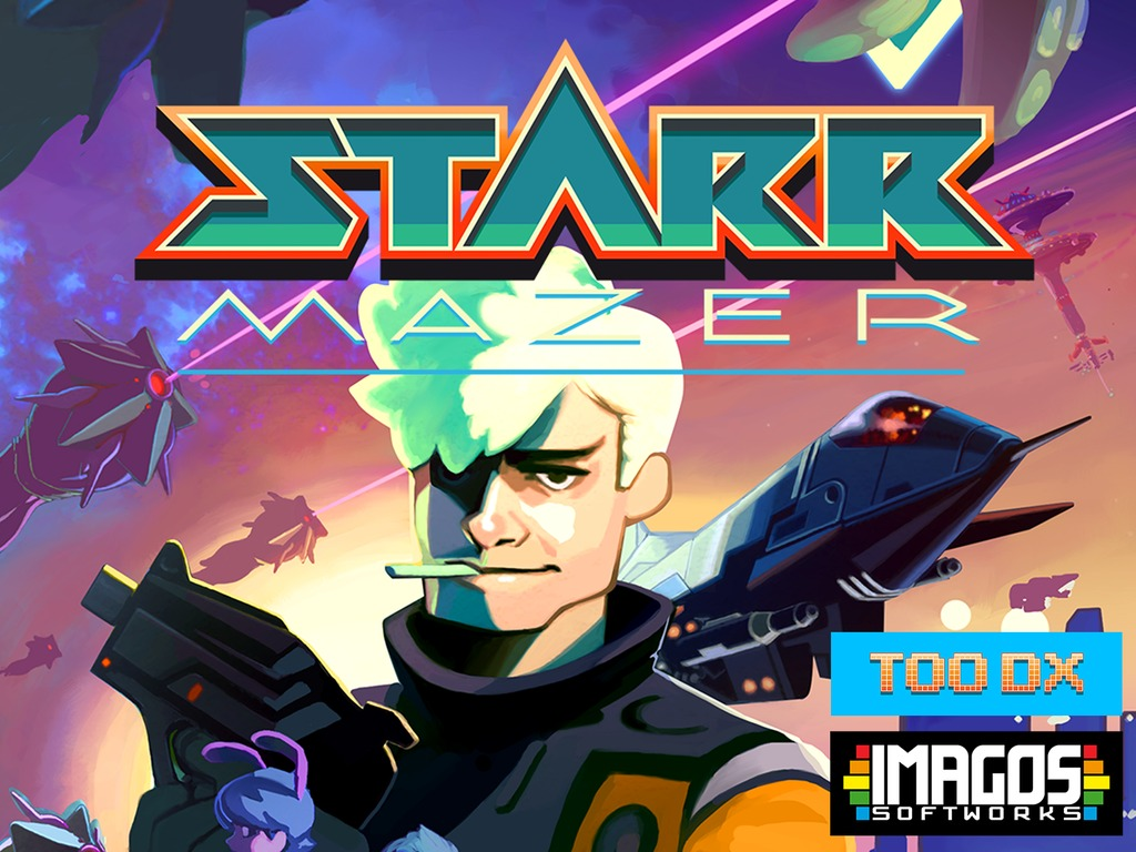 Star Mazer is a new point and click adventure game being crowdfunded on Kickstarter
