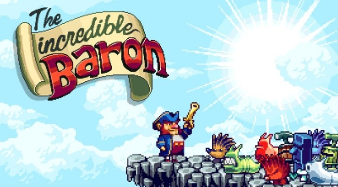 The Incredible Baron is a Pokemon inspired reverse tower defense game that's crowdfunding on Kickstarter.