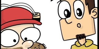 Under Development is our weekly web comic looking at the world of game development and crowdfunding.
