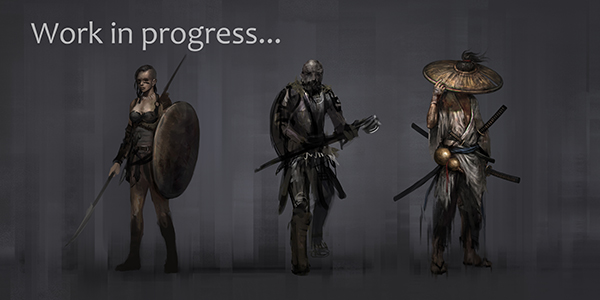 IndieGogo: Covenant Without Concept Art