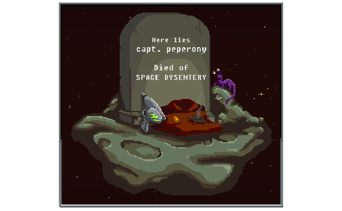 Orion Trail is a space themed update to the classic Oregon Trail.  It's crowdfunding on Kickstarter.