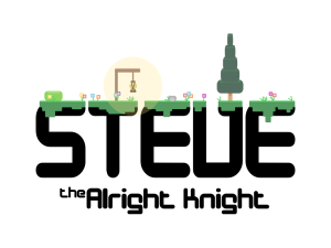 Steve, The Alright Knight is an adventure puzzle game now crowdfunding on Kickstarter.