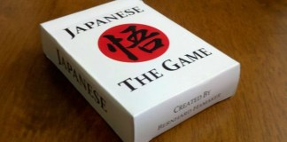 Japanese The Game