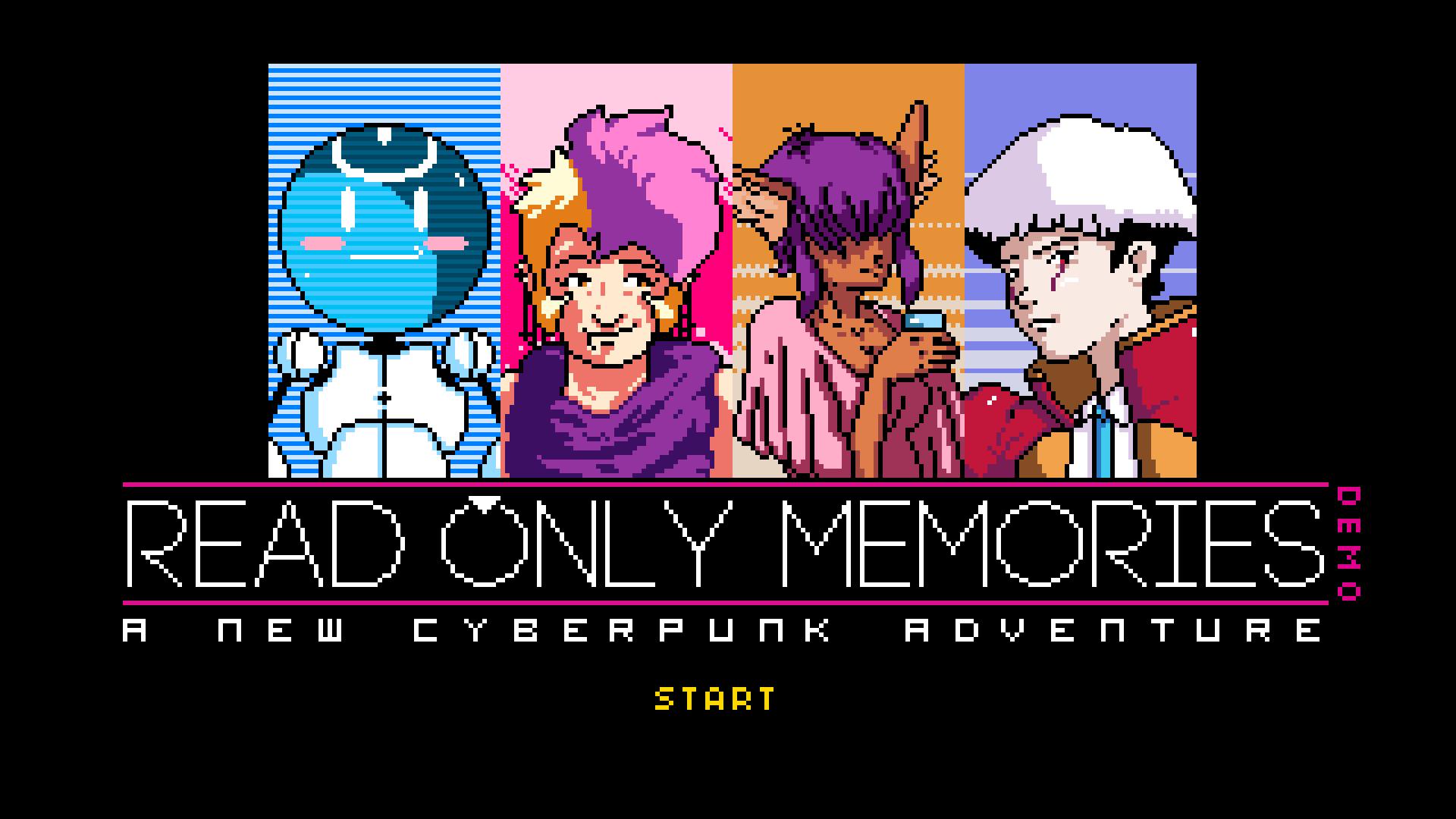 ROM SS mainscreen 1 - 2064: Read Only Memories, è stato rilasciato il sequel sotto forma di fumetto