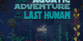 The Aquatic Adventure of the Last Human