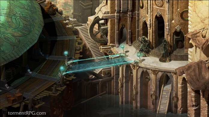 InXile's forthcoming Torment: Tides of Numenera