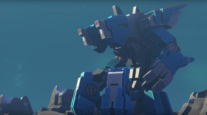Planetary Annihilations Titans Screenshot