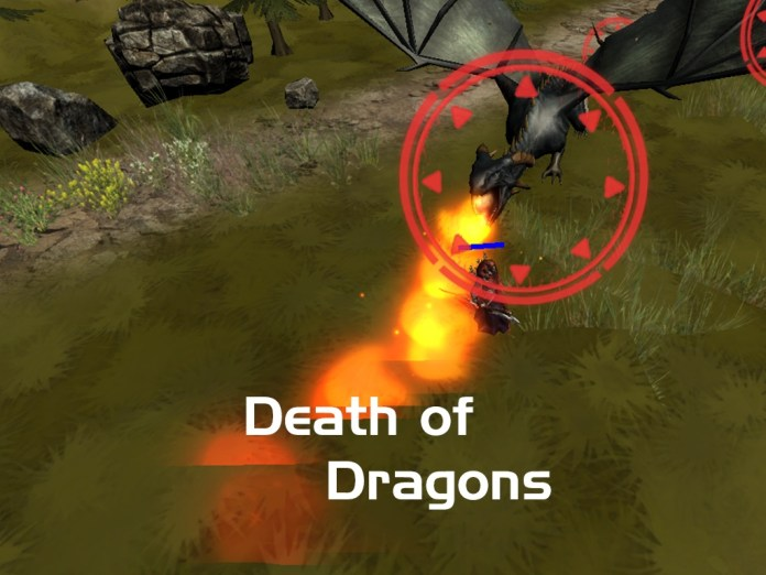 Death of Dragons