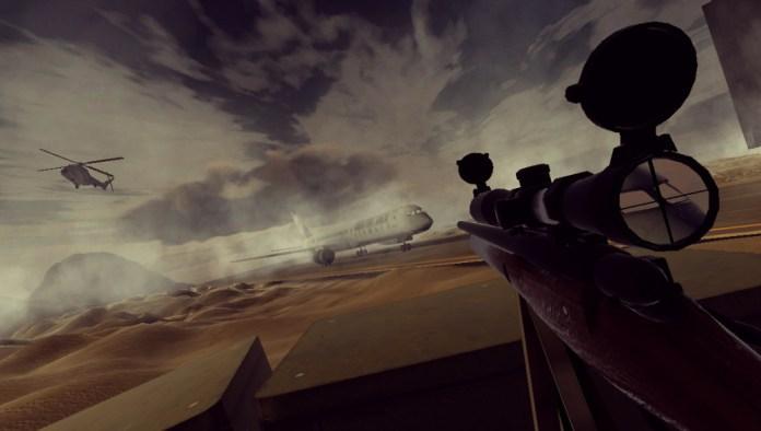 Negotiator VR